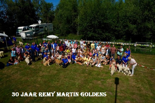 30 jaar Remy Martin Goldens